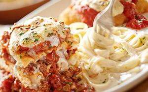 1749 - Olive Garden Lunch
